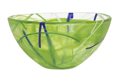 Contrast Lime Kulho Ø 16 cm