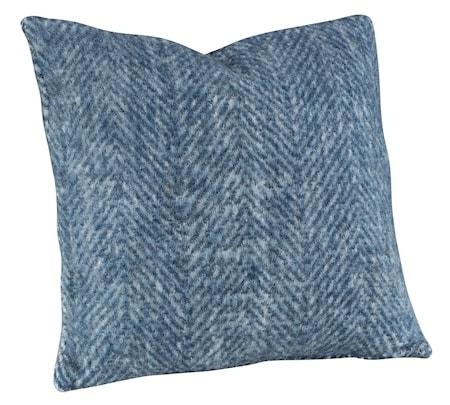 Cosy Kuddfodral 50x50 Blå