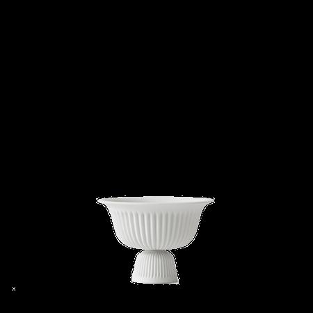 Tsè Tekop med fod 10 cl Hvidt Porcelæn