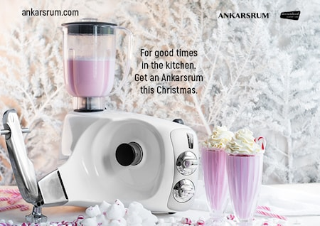 Blender till Ankarsrum Köksmaskin