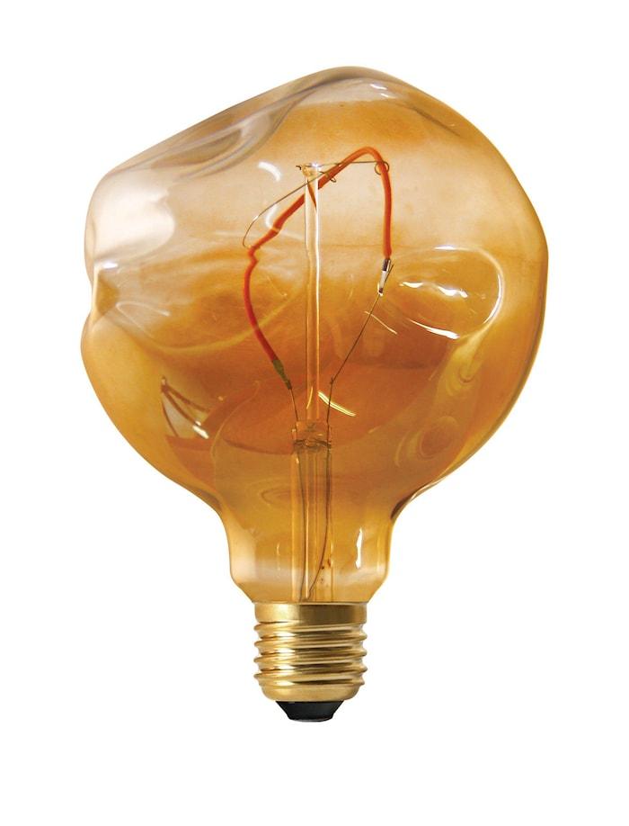 Shaped LED Filament Globe 125mm