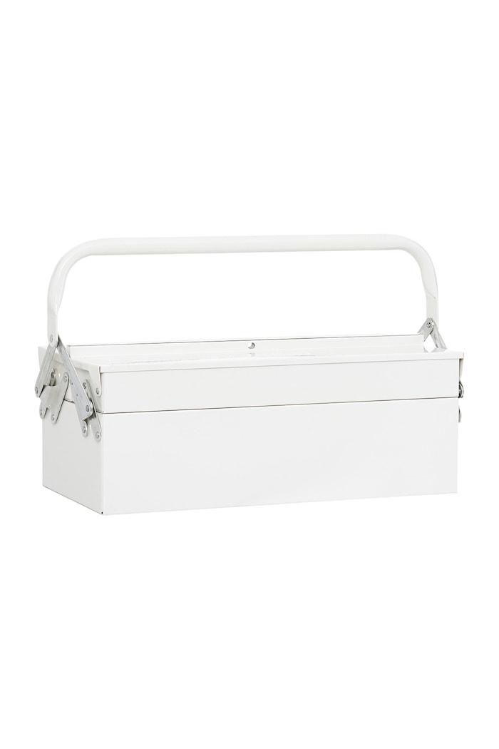 Werkzeugkasten Tool 42 cm Weiß