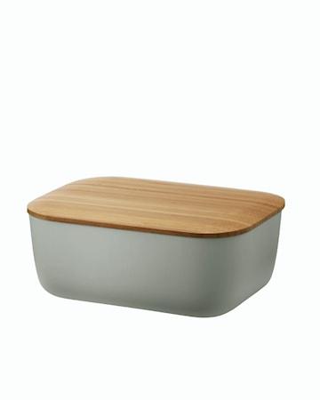 Box-it Smörlåda Grå