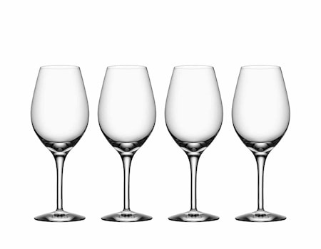 Orrefors More Vin 44 Cl 4-PAK