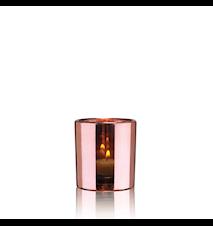 Hurricane lamp - Rosé