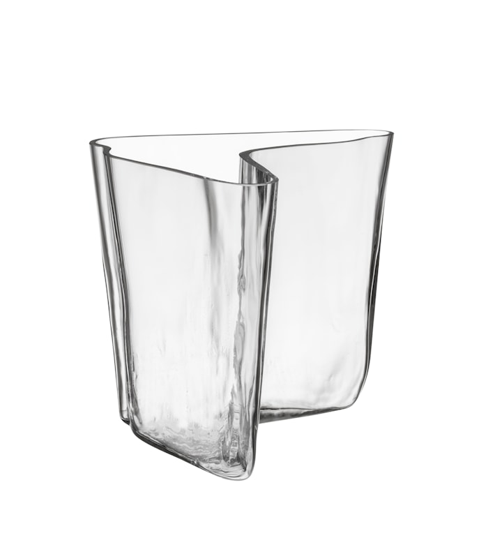 Aalto Vase 175x140 mm Klar
