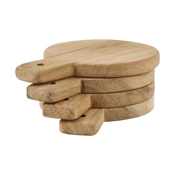 Serveringsbricka/Underlägg 4 st 15 cm
