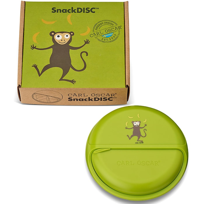 SnackDISC Snackslåda Lime
