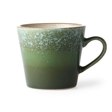 Billede af 70's Kaffekop Grøn 30 cl