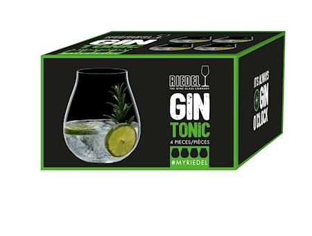 O Wine Gin & Tonic Set 4-pack