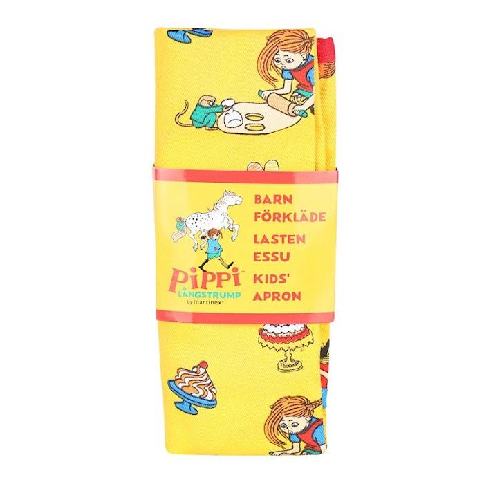 PIPPI bakar barnförkläde