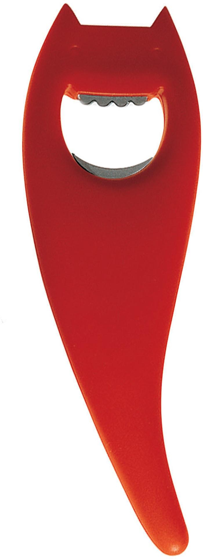 Diabolix Flasköppnare Röd