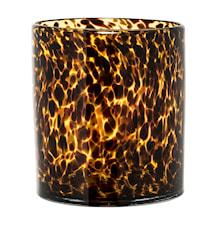 Krukke Brun Glass 17 cm