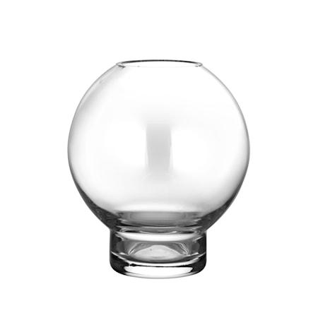 Ljuslykta/Vas Glas 14cm