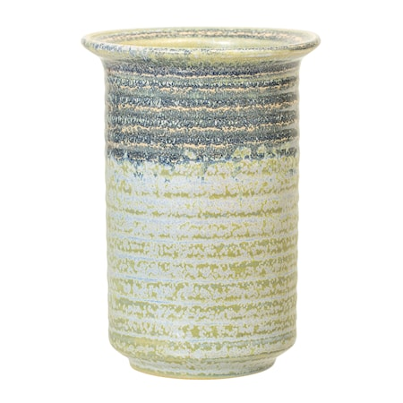 Vase Stone vert