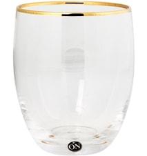 Castle vattenglas – Set om 12 st