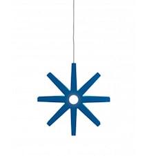 Fling pendellampe - blå d33