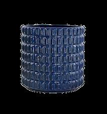 Fashion Sunset Tower  Mörkblå 30 cm