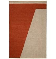 Una Matta Ull Rost/Beige/Off White 230x320 cm