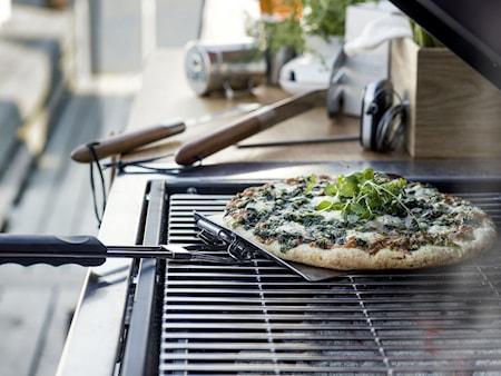BBQ Pizza- & kalalasta