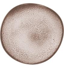 Lave Beige Salad plate