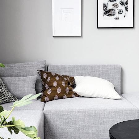 Sofa Light Grey Middle