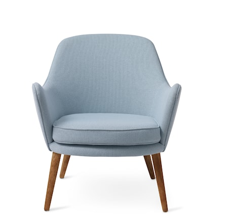 Dwell Lounge Chair Light Sky Merit