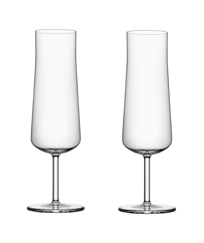 Informal Champagneglass 22 cl 2-pakning