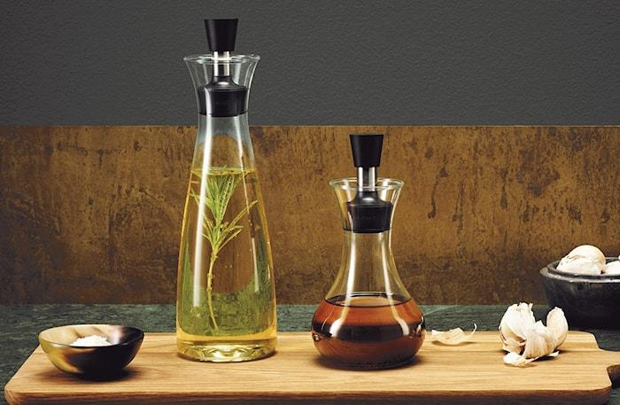Olie/vineddike karaffel med hældetud 0,5 l