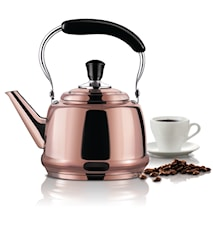 Coffee pot 1.5 L Copper