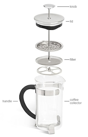 French-press Simplicity