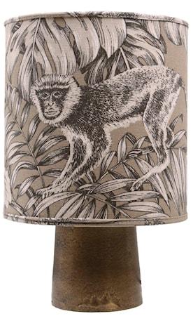 Bordslampa Icon Inklusive Monkey Beige