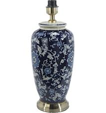 Li Jing Lampfot Mörkblå 49cm