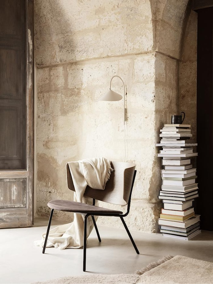 Arum Wall Lamp - Cashmere