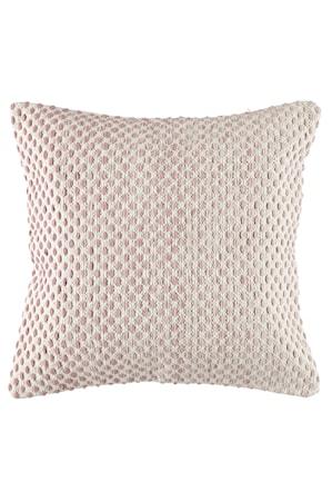 Bild på Kuddfodral Granat 50x50 cm Rosa