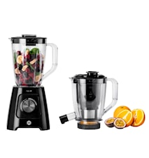Blendforce Blender + Juicemaskine Med Juicekande