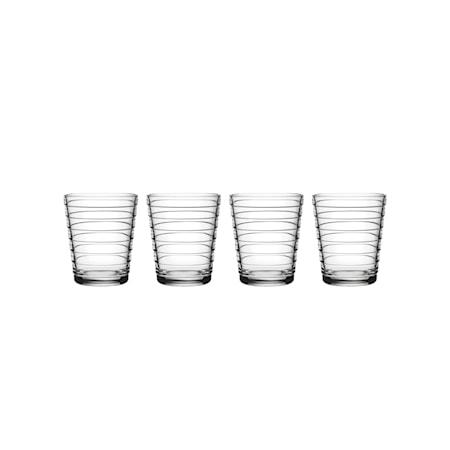 Aino Aalto Glas Klar 22 cl 4 st