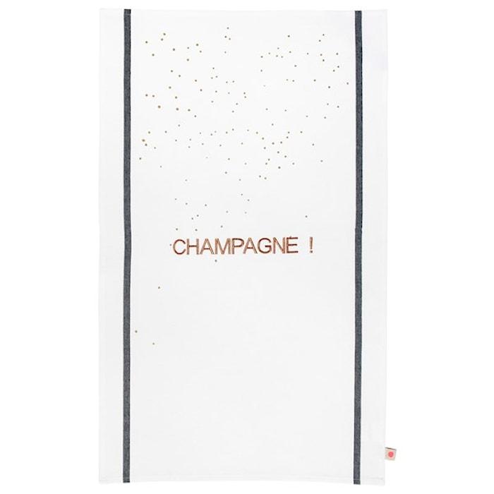 Kökshandduk Champagne 50x80 cm