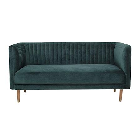 Retro soffa.