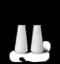 Grand Cru Salt- & Pepper H10 valkoinen