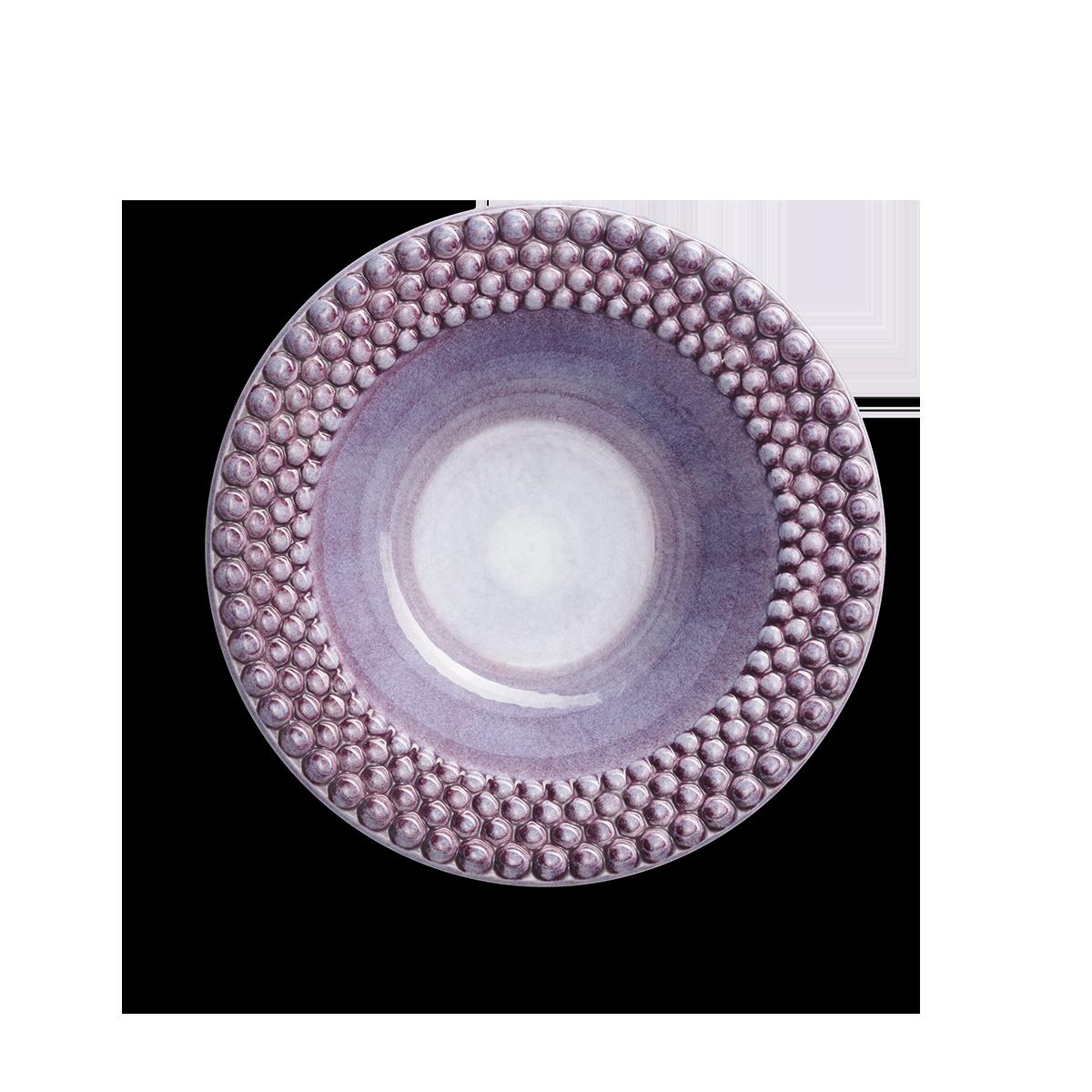Bubbles Sopptallrik Viol 25 cm