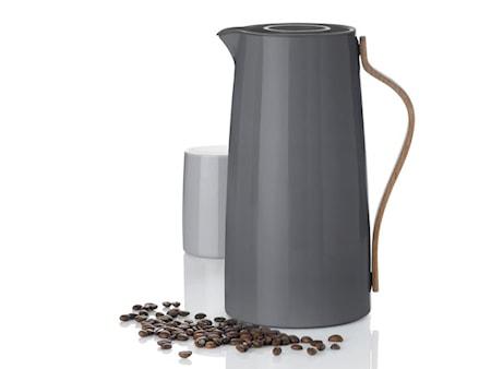 Kaffekanna Emma 1,2 L Mörkgrå