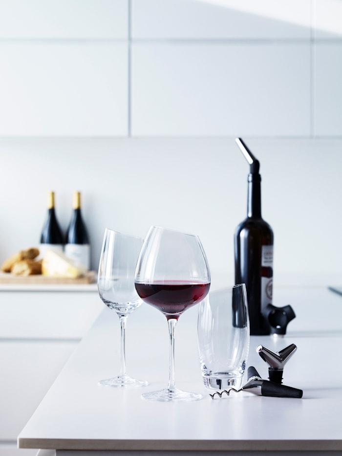 Vinglass Bourgogne 2 stk.