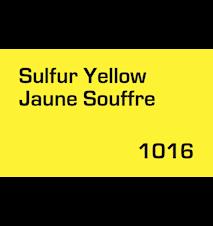 Loft D4401 Væglampe 40+40x15 cm uden kontakt - Sulfur Gul