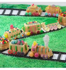Kakform Tåg