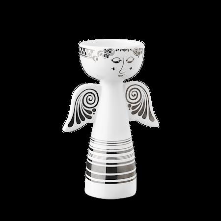 Lucia Ljuslykta Ängel silver H135