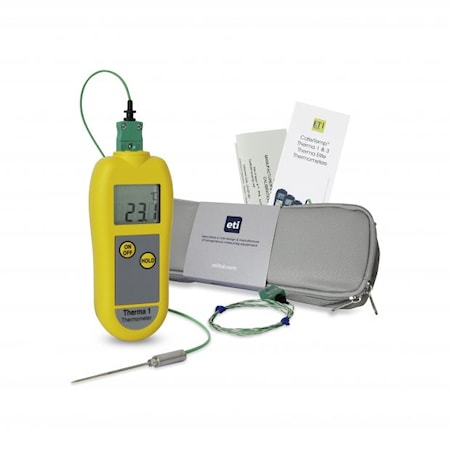 Therma 1 termometer - Professionellt Catering Kit extra tunn-nål