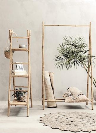 Hyllstege Mandisa Bambu Vit