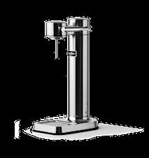 Aarke Carbonator 3 Hiilihapotuslaite Polished Steel