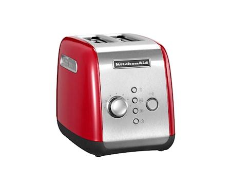 Toaster Rot 2 Scheiben